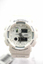 CASIO G-Shock GAX100A-7A G-Lide White Tide Graph Analog Digital X Large