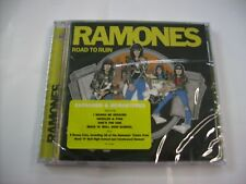 RAMONES - ROAD TO RUIN - CD NEW SEALED 2001 - 17 TRACKS - REMASTERED