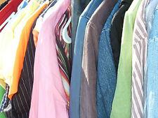 25 piece Lot Women Men & Children clothing clothes Jeans jackets pants slacks
