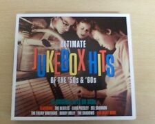 ultimate jukebox hits of the 50's & 60's 75 original hits on 3 cds