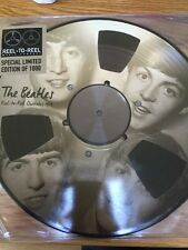 "THE BEATLES 'REEL TO REEL OUTTAKES 1963' 12"" PICTURE DISC VINYL LP NEW"