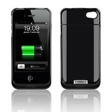 BATTERIA ESTERNA 2000MAH ORIGINALE MILI APPLE IPHONE 4 4S NERO POWER SPRING COVE