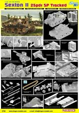 Dragon 1/35 6760 Sexton II 25 Pdr SP Tracked