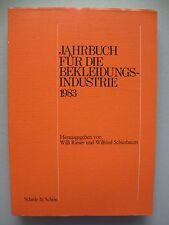 Jahrbuch für die Bekleidungsindustrie 1984 Mode Bekleidung Schneiderei