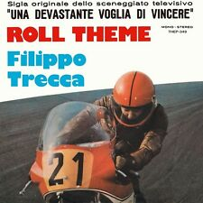 "FILIPPO TRECCA Roll Theme  RE black vinyl 7"" O.S.T."