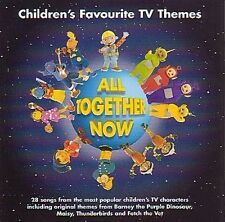 All Together Now: Children's Favourite TV Themes : Various Artists (2001) CD