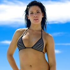Wicked Weasel Nautical B&W 312 top Large SOLD OUT