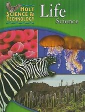 Holt Science and Technology: Life Science, , Good Books