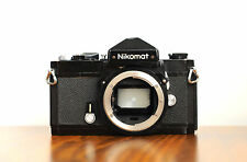NIKON Nikomat  FT (N)  - Black, Camera Body only  ** Good/User ** FTN, Nikkormat