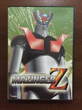MAZINGER Z VOL 3 - 1 DVD - CAPS 7 A 9 - ZONA 1 A 6 - 55 MIN - CIES INTERNATIONAL
