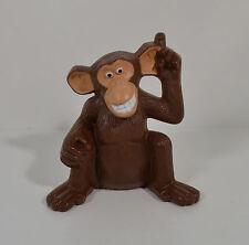"2008 Mason the Monkey 3"" McDonald's Action Figure #8 Madagascar Escape 2 Africa"