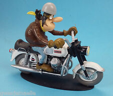 Moto Joe Bar Team  Joe Moto Guzzi 750 V 7   1/18 figurine