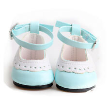 gift for kid fashion boot shoes for 18inch American girl doll party b375