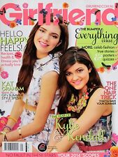 Girlfriend Magazine January 2014 - 20% Bulk Magazine Discount