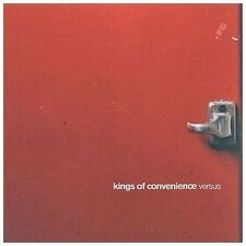 Kings of Convenience Versus (2001) [CD]