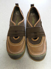 """Merrell """"Mimosa Band"""" cocoa brown loafers. Women's size 10  (eur 41)"""