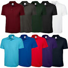 New Mens & Ladies Active Pique Polo Shirt Size XS - 4XL for Sport Work Leisure