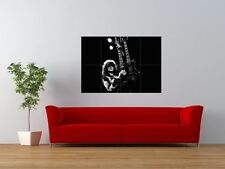 JIMMY PAGE LED ZEPPELIN CULT GUITAR HERO GIANT ART PRINT PANEL POSTER NOR0103
