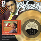 Sierra Leone 2012 MNH Elvis Presley Classic Hits IV 1v S/S 1956 Money Honey