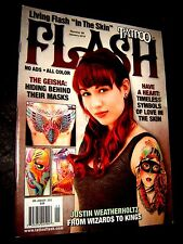 Tattoo Flash / Tattoo Magazine, January 2010, Number  # 99