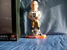 2009 DREW BREES SUPER BOWL CHAMPION RING BOBBLEHEAD NEW ORLEANS SAINTS OF 2009