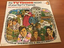 Vinyl LP - The TV Times record of your Top TV Themes