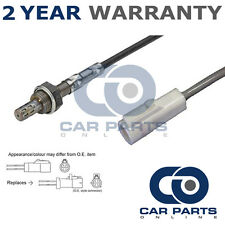 FOR FORD FIESTA 1.2 5I 16V (2003-08) 4 WIRE REAR LAMBDA OXYGEN SENSOR O2 EXHAUST