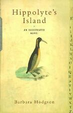 Hippolyte's Island by  Hodgson ILLUSTRATED JOURNAL TYPE NOVEL. FOLD OUT MAP