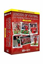 Legends Of Football - The Liverpool FC Team Of The Eighties (DVD 3 Disc Box Set)