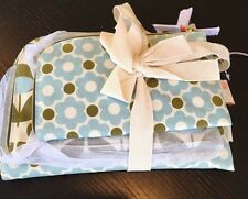 New NWT ORLA KIELY Wild Meadow Set Of 3 Cosmetic Bags Toiletry Makeup Women Girl