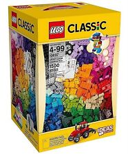 Lego 10697 Classic Large Creative Box NEW 1500 Pieces