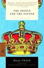 Modern Library Classics: The Prince and the Pauper by Mark Twain (2003,...
