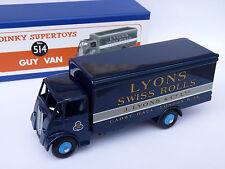 Camion GUY Lyons transports - ref 514 de dinky supertoys atlas