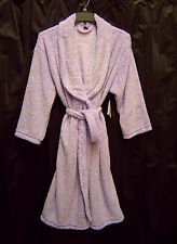 RICE PILE ULTRA SOFT PLUSH STRETCHY NIGHTGOWN WRAP MICRO FLEECE ROBE~XL~L~NW