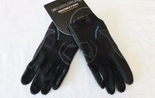 New Endura Singletrack II Gloves Full Finger Mountain Bike Black MTB Gel Medium