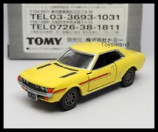 TOMICA LIMITED TL TOYOTA CELICA 1600GT 1/60 Diecast Car TOMY NEW YELLOW 26