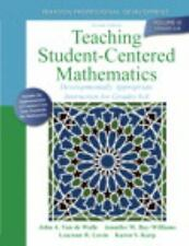 Teaching Student-Centered Mathematics : Developmentally Appropriate 2013