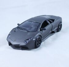 TC27B New Lamborghini Reventon 1:24 1/24 Black Diecast Model Toy Car Bburago