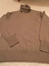 Ladies Marks And Spencer Cashmere Polo Neck Jumper