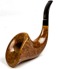 Unsmoked Don Carlos ARS ET Bent Dublin Striaght Grain Pipe Pipa
