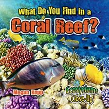 What Do You Find in a Coral Reef? by Megan Kopp (2016, Paperback)