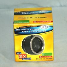 DC 2XAF/NIK 2X AF Teleconverter for Nikon Digital SLR Cameras Free World Ship