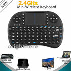 Mini Wireless Keyboard 2.4G with Touchpad Handheld Keyboard for PC Android TV OE
