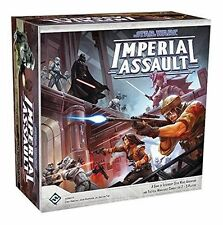 Star Wars Imperial Assault BOARD GAMES, 5 Players CAMPAIGN and SKIRMISH GAMES