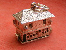 VINTAGE STG SILVER CHARM THE OLD CURIOSITY SHOP OPENS