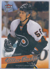 2008-09 Ultra Claude Giroux #204 RC Philadelphia Flyers Rookie
