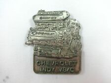 Chevrolet Indy V8/C Engine Collector Lapel Pin IndyCar Series IRL Chevy GM