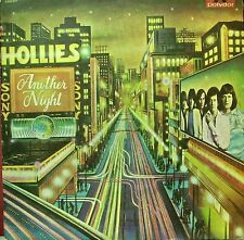 HOLLIES-ANOTHER NIGHT LP VINILO 1975 (ARGENTINA) GOOD COVER-EXCELLENT VINYL