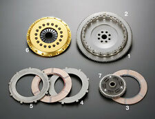 OS Giken R2CD twin-plate clutch FOR Mazda RX7 FC3S