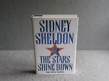 THE STARS SHINE DOWN SIDNEY SHELDON Mystery Novel Hardcover